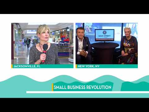 Main Street America Small Business Contest with Robert Herjavec