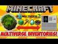 Minecraft Bukkit Plugin -  Multiverse Inventories - Tutorial
