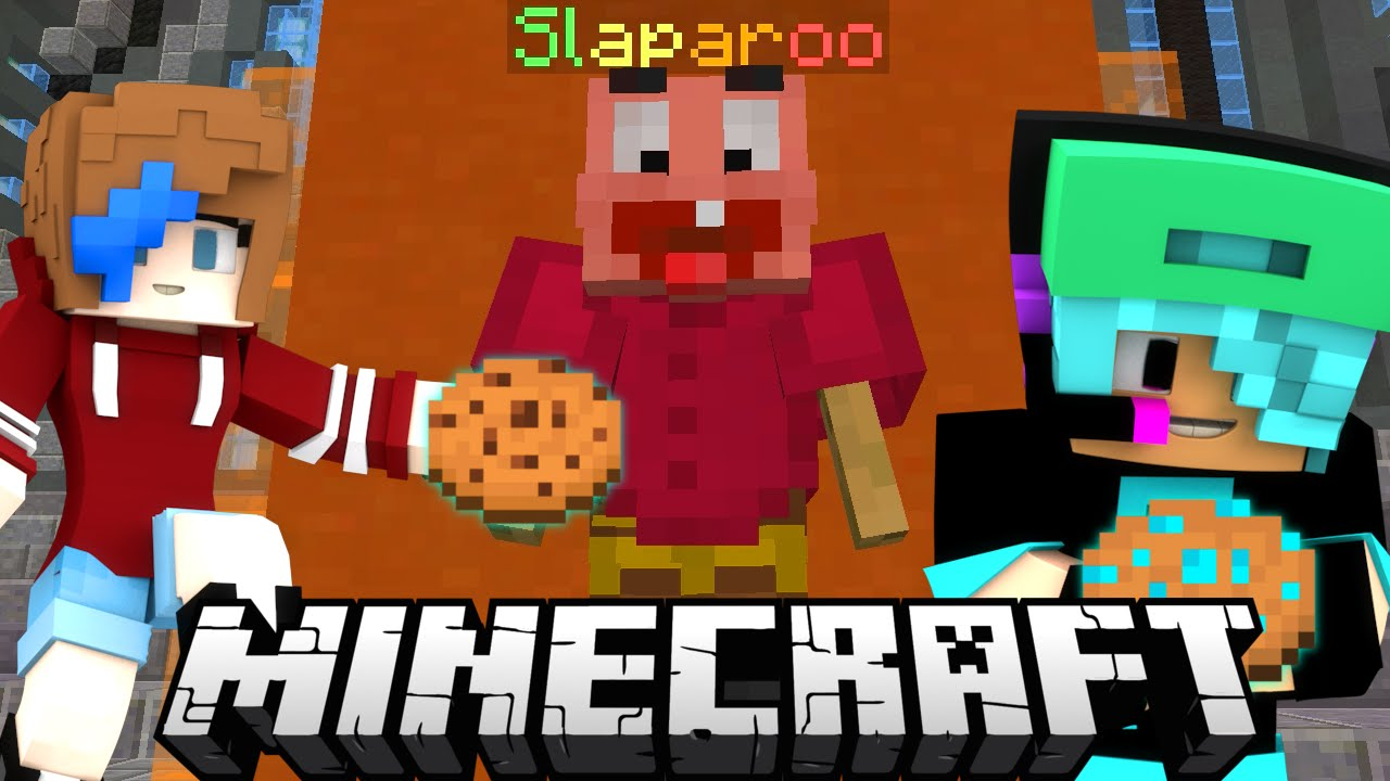Minecraft Let S Play Slaparoo Minigames Radiojh Games