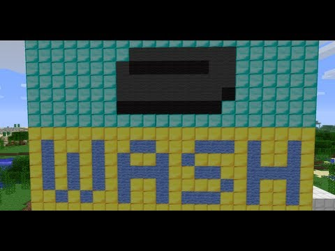 Automatic Cartwash in Minecraft