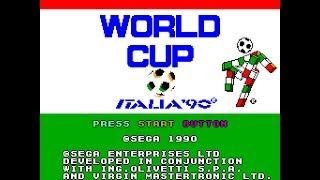 World Cup Italia '90 Walkthrough