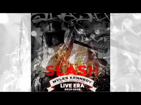 Slash ft. Myles Kennedy & The Conspirators - We're All Gonna Die (LIVE ERA 2010-2012)