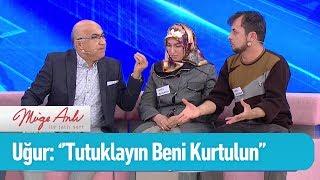 Uğur: '' Tutuklayın beni de kurtulun'' - Müge Anlı ile Tatlı Sert 25 Nisan 2019