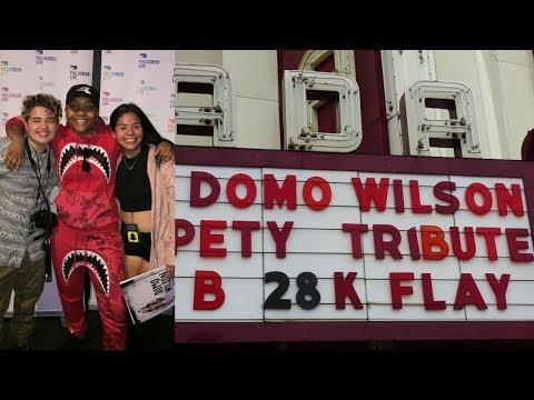We Met DOMO WILSON in DALLAS || VLOG NO.3