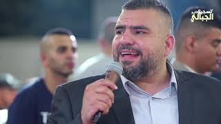 دحية الموسم مع الفنان حافظ موسى سهرة العريس محمد ابو لبدة - مخيم نورشمس T.Aljbaly2019