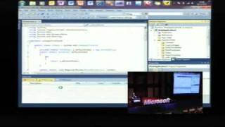 LIVE! Microsoft TechNet MSDN Community Technology Preview tipstrick session3