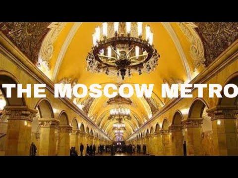 THE MOSCOW METRO- TRAFALGAR COSSACK EXPLORER