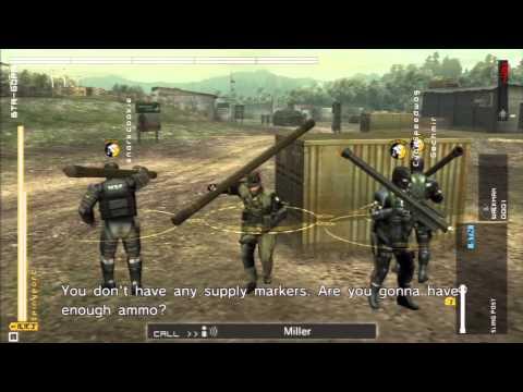 Metal Gear Solid: Peace Walker #27-2: The Ultimate Co-Op Weapon