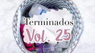 Productos terminados (Vol. 25)