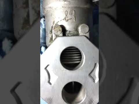 Mazda Miata NB 2003 rough idle fixed part 4: - cleaning the Ideal Control Vale IAC
