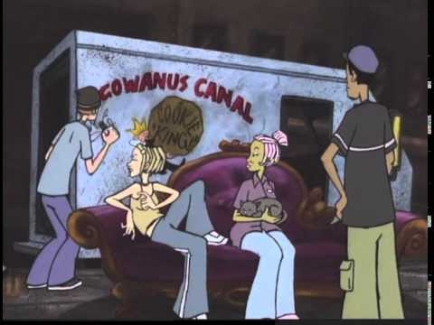 MTV's Downtown, Episode 01: Sin Bin