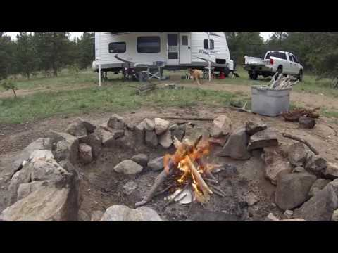 Dispersed Camping National Forest Land Summer 2016
