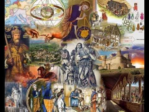 la civilización del occidente medieval