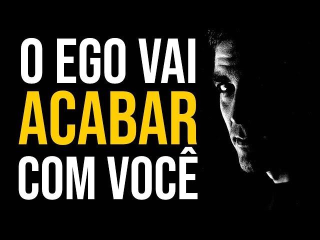 O EGO VAI TE DEIXAR SOZINHO (Motivação Nando Pinheiro)