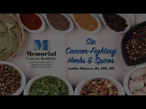 Cancer-Fighting Herbs And Spices