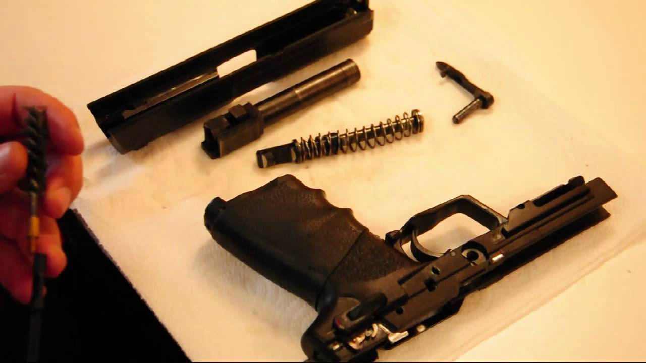 How to field strip, clean, and maintain an H&K USP and ...