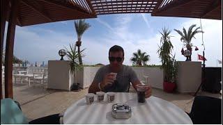 LARISSA PHASELIS PRINCESS HOTEL 5 Что дают на завтрак Пробую алкоголь в отеле