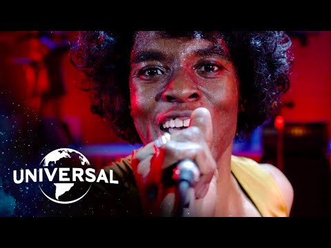 Get On Up   Chadwick Boseman as James Brown at the Olympia, Paris 1971 Concert
