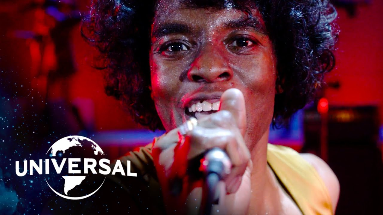 Get On Up | Chadwick Boseman as James Brown at the Olympia, Paris 1971 Concert