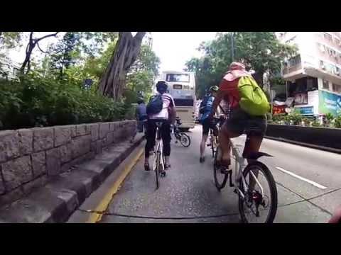 20150627 Critical Mass TST to Kowloon City