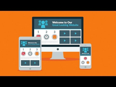 Responsive Website Design Explained - Why having a website thats responsive is a much