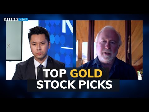 Brent Cook's top gold stock picks, and top risks to flag