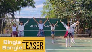 [Teaser Video]  AOA(에이오에이) - Bingle Bangle(빙글뱅글) Dance cover…