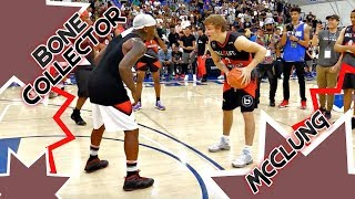 Bone Collector vs. Mac McClung Full Video - Beat by @DonnyBravoMusic