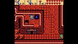 Game Boy Color Longplay [027] The Legend of Zelda: Oracle of Seasons (Part 2 of 2) Linked Seasons
