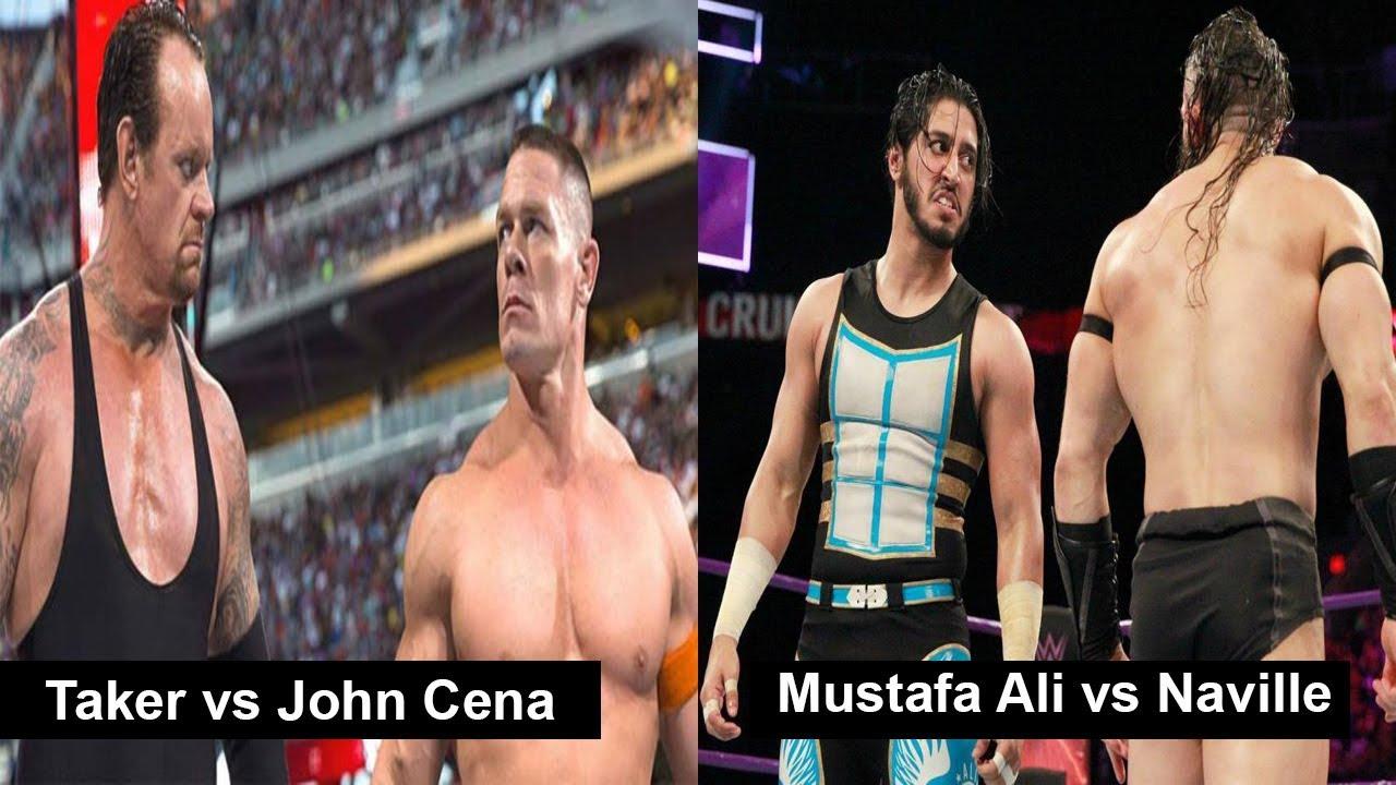 Download Undertaker VS john Cena - RAW 2 April 2018