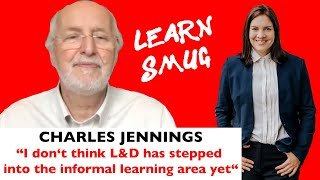 70 20 10 Model // Charles Jennings doesn't think L&D has stepped into the 70% yet