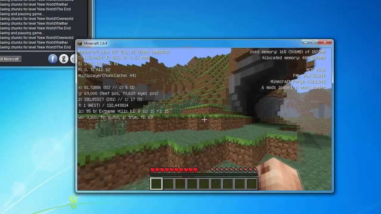 Как увеличить фпс в minecraft