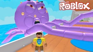 Roblox Escape the Cruise Ship Obby ! || Roblox Gameplay || Konas2002
