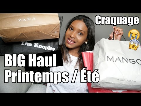 Big Haul Printemps + Bons Plans
