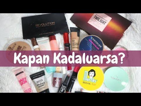 KAPAN MAKEUP KADALUARSA? - Expired Date Beauty Product