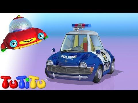 Tuu Police Car