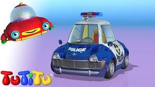 TuTiTu Toys | Police Car thumbnail