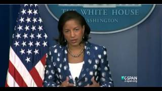 Susan Rice laughed at Ethiopia's regime 100% election win while Obama calling it democratic