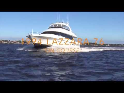 Integrity Yacht Sales - Annapolis: 1994 Lazzara 76