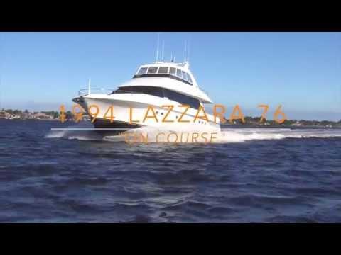 Integrity Yacht Sales - Annapolis: 1994 Lazzara 76