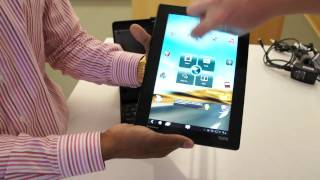Lenovo Unboxed: ThinkPad Tablet