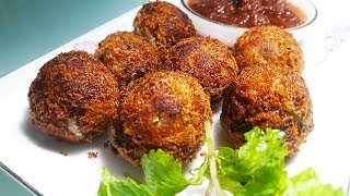 How to Make Fish Balls | Homemade special Fish Balls | Restaurant Style Chinese Fish Ball Recipe