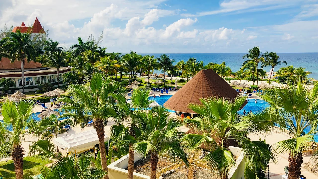 Gran Bahia Principe, Runaway Bay, Jamaica 2019 beach - YouTube
