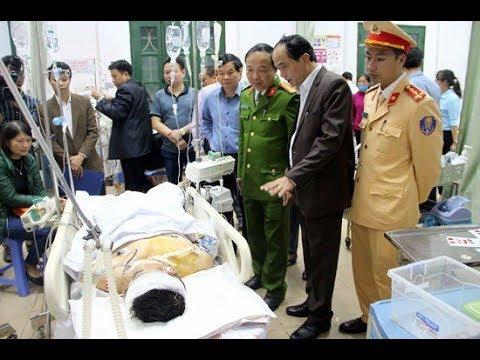 Thiếu tá CSGT tử vong trên cao tốc Hà Nội – Thái Nguyên