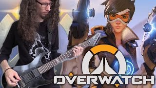 Overwatch VICTORY THEME - Metal Cover || ToxicxEternity