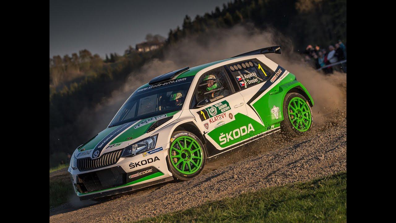 Rally Car Wallpapers Free Skoda Fabia R5 Rallye Car Mitfahrt Youtube