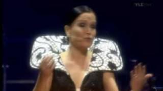 Tarja - 2007 operatic performance 1