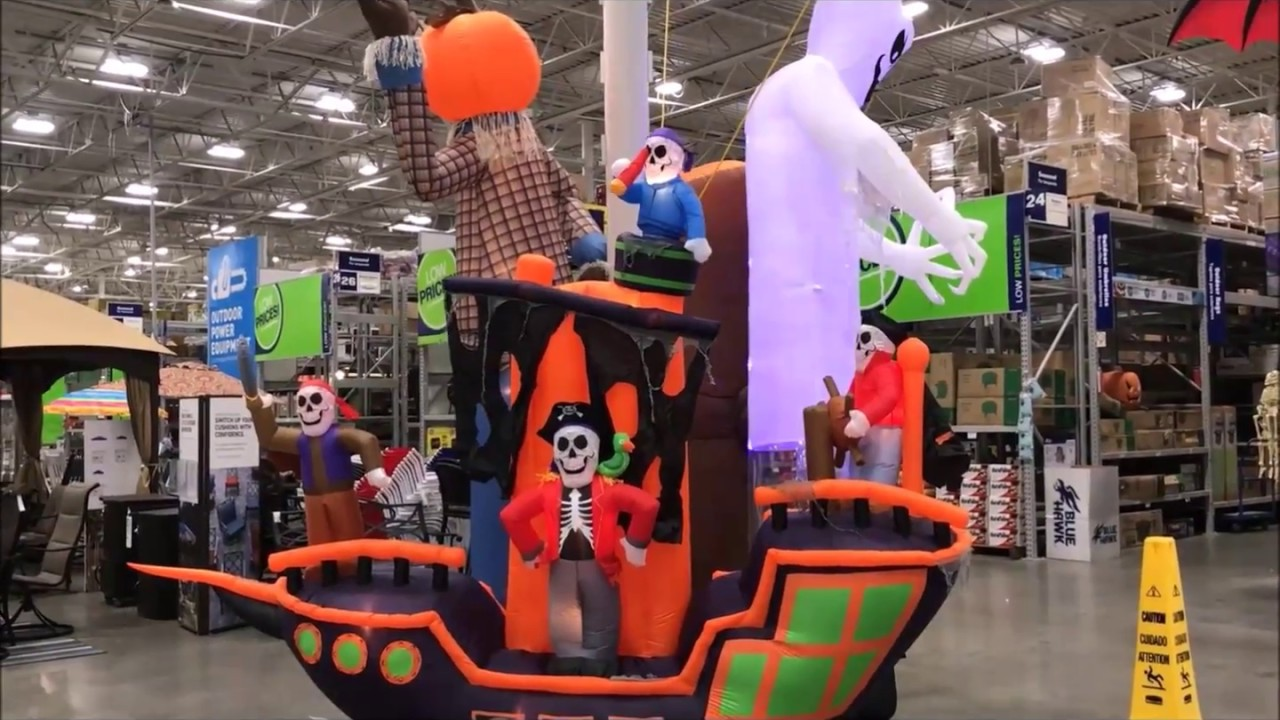 halloween 2017 at lowes - Lowes Halloween