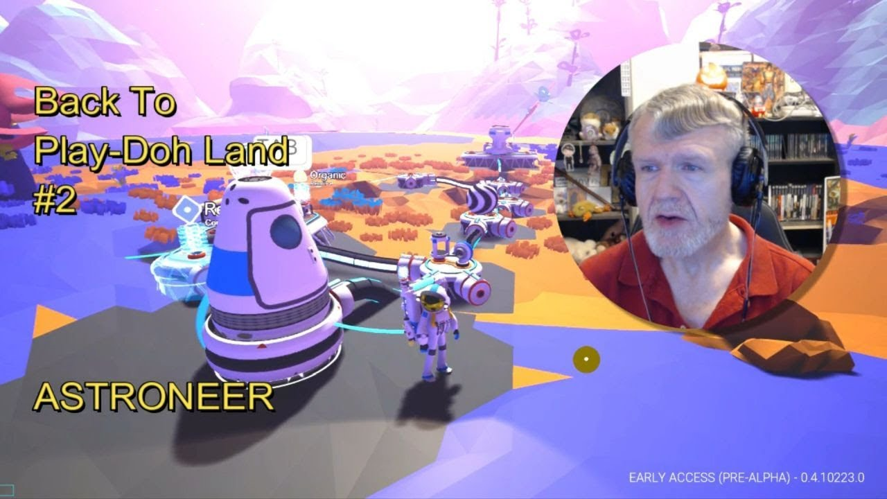 how to add land in astroneer