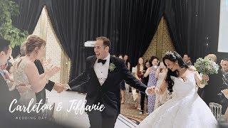 Carleton & Tiffanie Wedding [Same Day Edit]